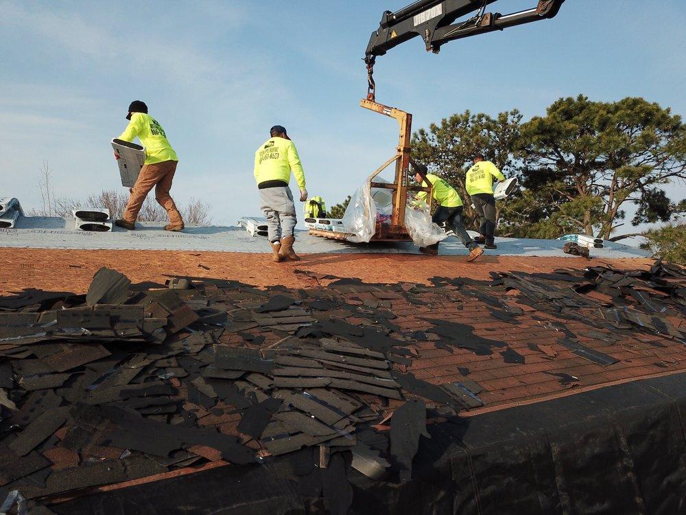 Green Apple Roofing: 20 Conaskonk Dr, Ocean Township, NJ