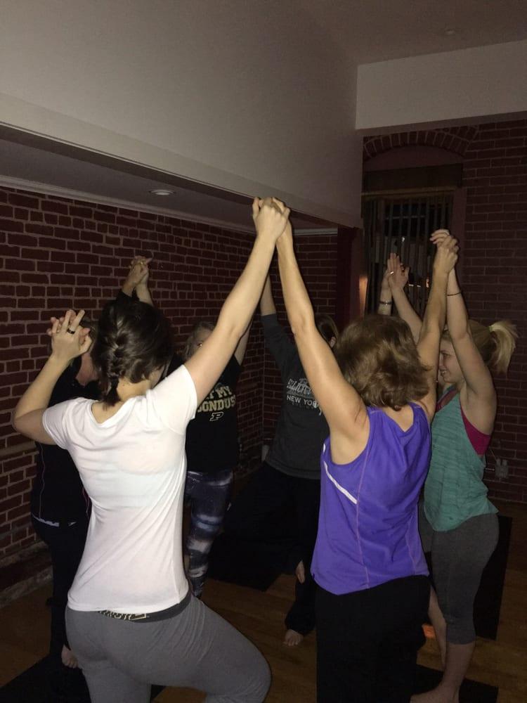 Laura Solly Yoga: 17 Washington St, Ellicottville, NY
