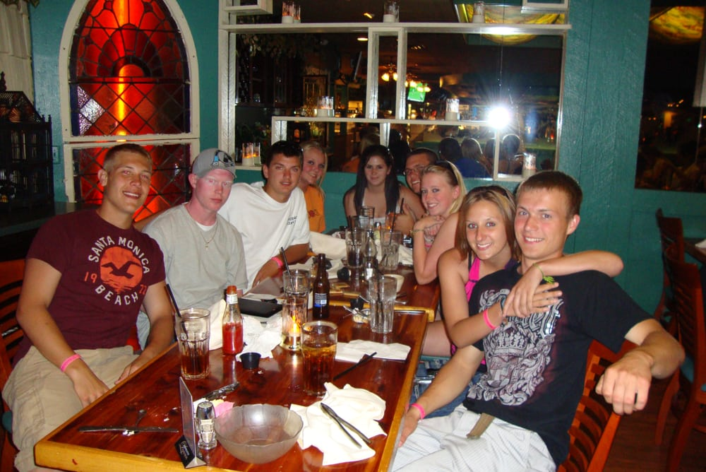 The Bonfire Restaurant  Coastal Hwy Ocean City Md