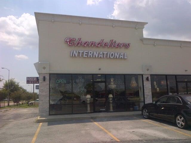 Chandeliers International: 3002 Fondren Rd, Houston, TX