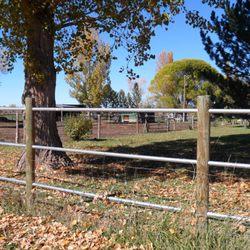 Photo Of England Fence Montrose Co United States