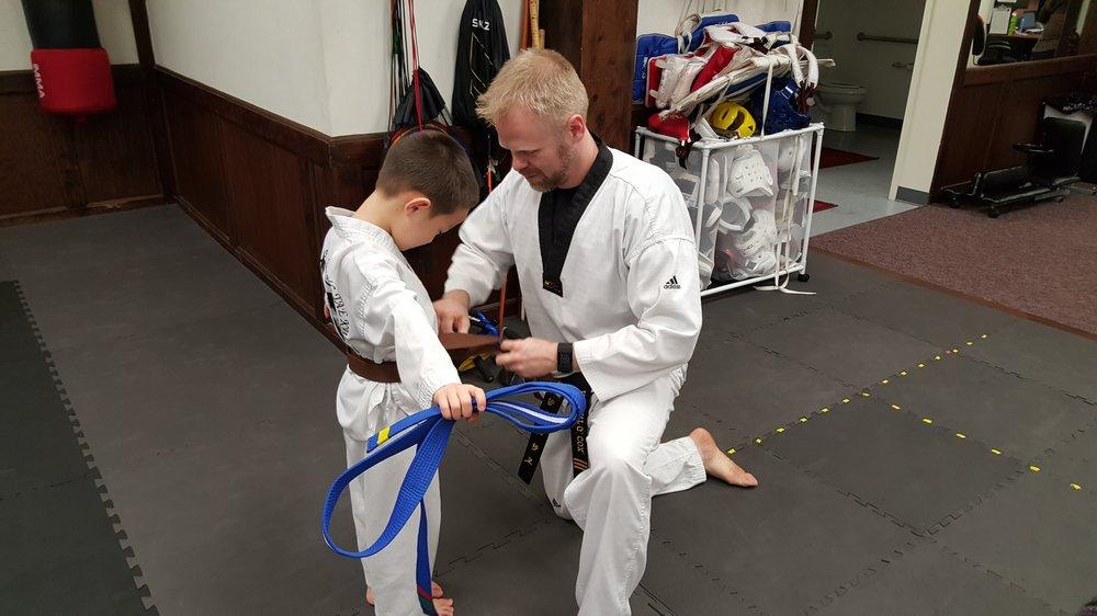 Pil Seung Taekwondo: 915 Hethwood Blvd, Blacksburg, VA
