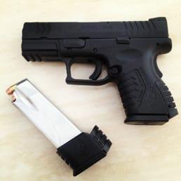 bullseye gun shop