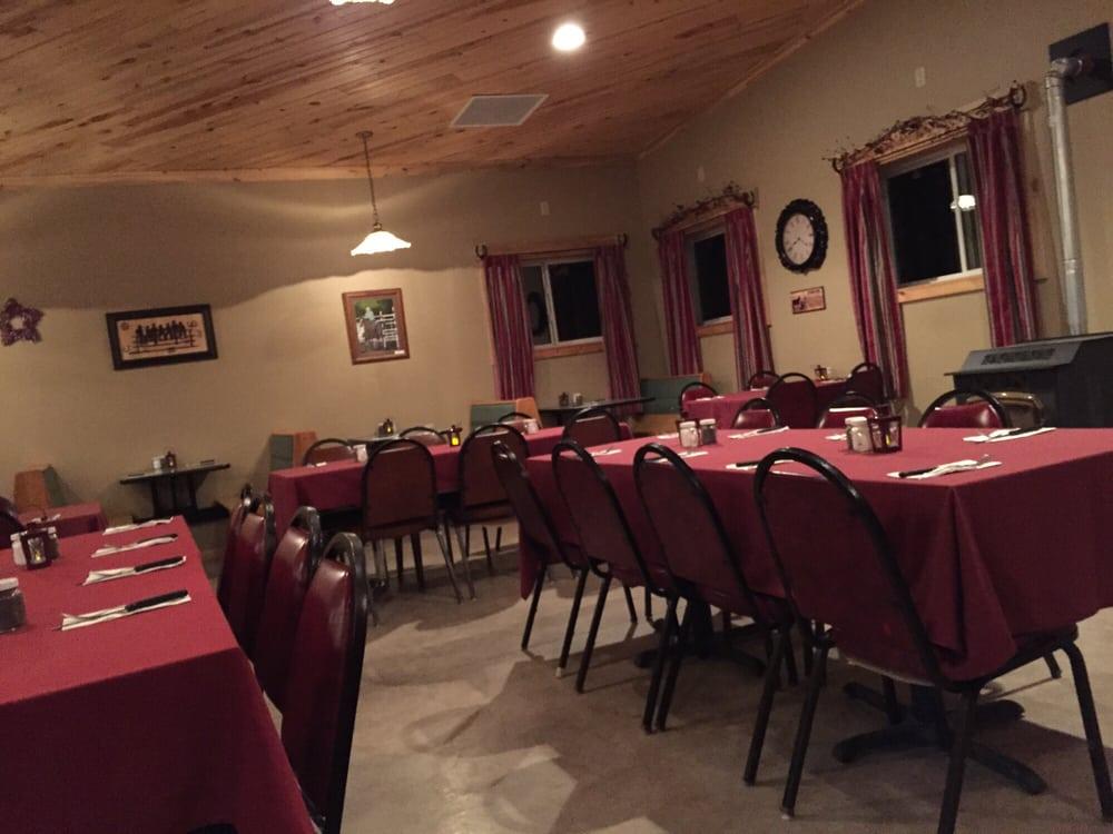 Two Bit Saloon & Steakhouse: 38 Sd Hwy 1416, Quinn, SD