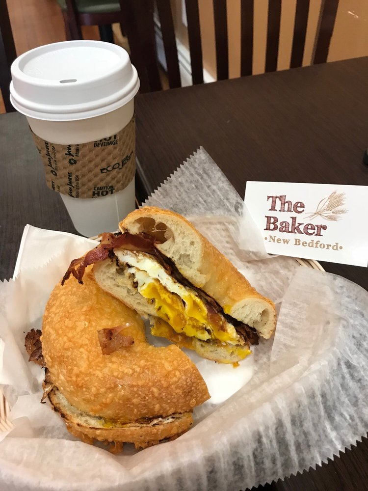 The Baker: 562 Pleasant St, New Bedford, MA