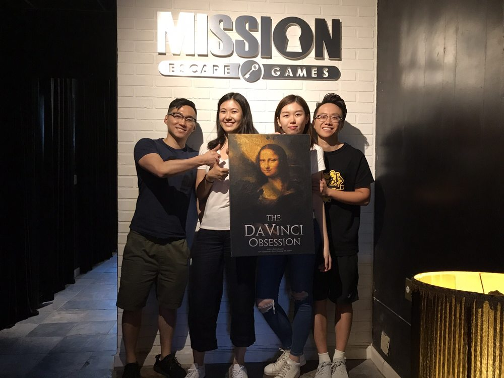 Enigma Escape Games: 134-26 Northern Blvd, Flushing, NY