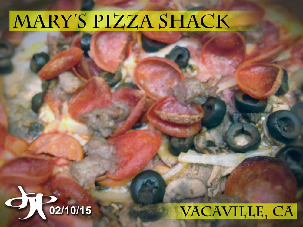 Coupon mary pizza shack