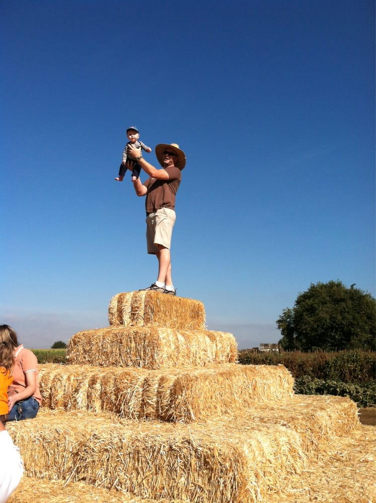 Conquered The Hay Pyramid Yelp