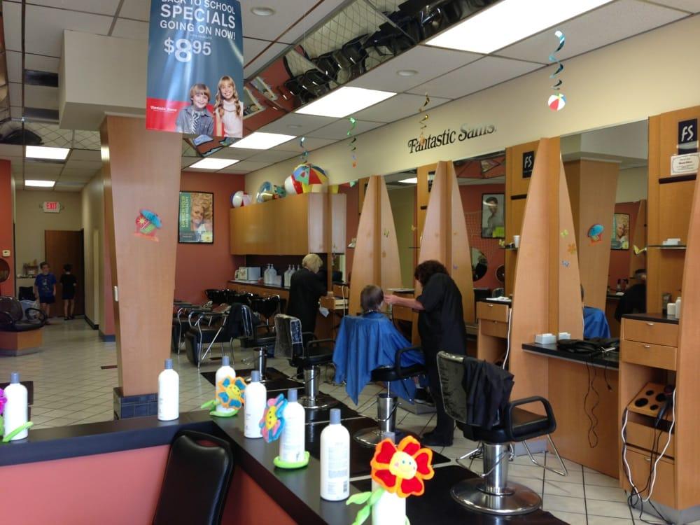 Photos for fantastic sams hair salons yelp for Sams salon