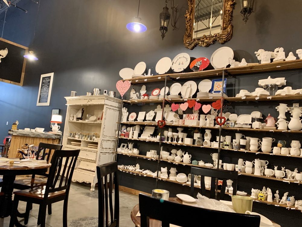 The Painted Teacup: 2552 Stonebrook Pkwy, Frisco, TX