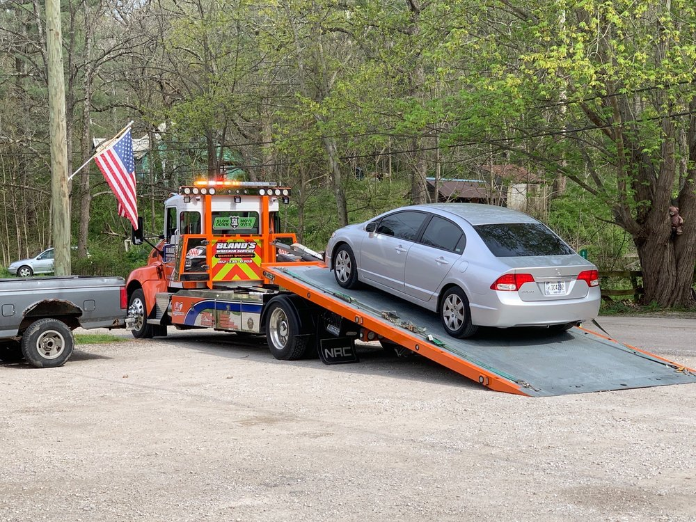 Towing business in Washington, IN