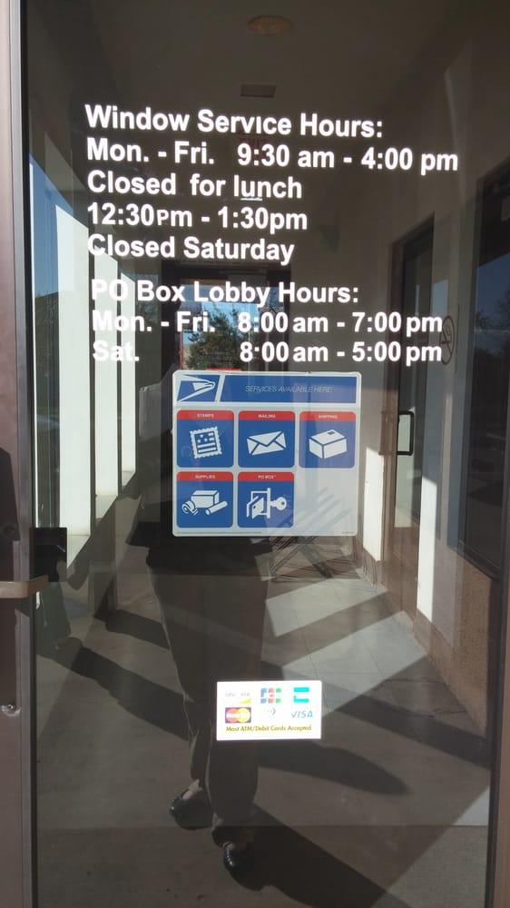 US Post Office: 13992 Ada St, Armona, CA