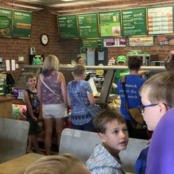 Photo Of Subway Westfield Wi United States Here She Is Just Standing