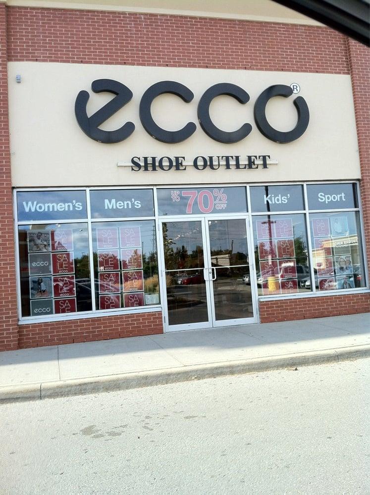 Ecco Shoe Store