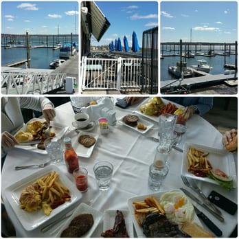 Photo Of Marco S Waterfront Grill Port Washington Ny United States Enjoying Sunday