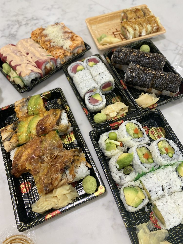 Gaza Ramen & Sushi House: 915 Rt 517, Hackettstown, NJ