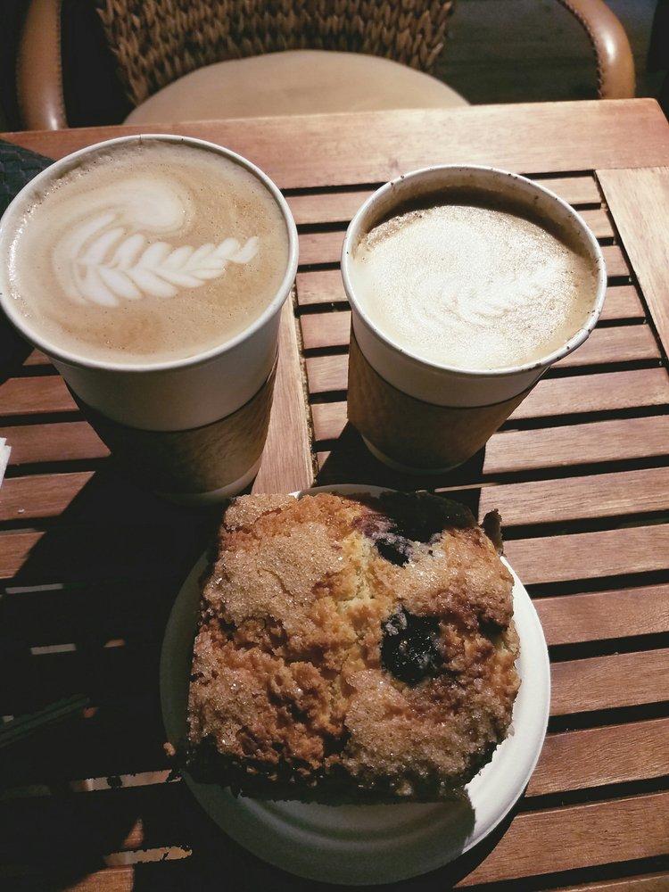 Dave's Coffee: 5193 Post Rd, Charlestown, RI