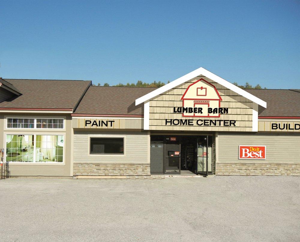 Lumber Barn: 2460 New Hampshire 114, Bradford, NH