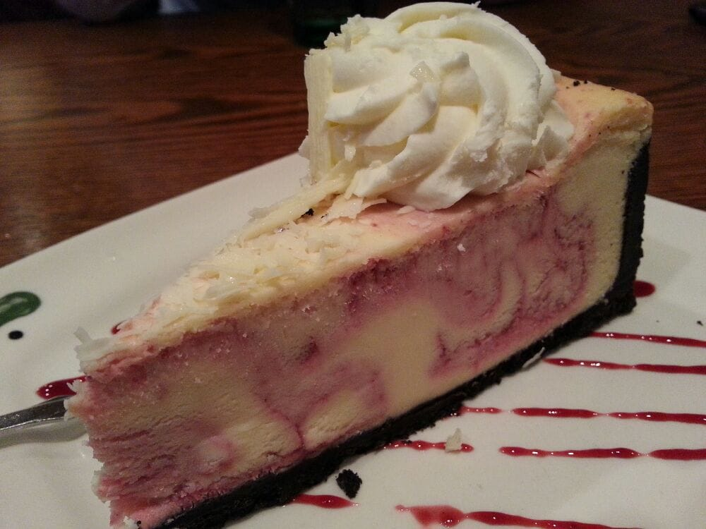 White chocolate raspberry cheesecake yelp - Olive garden reservations policy ...