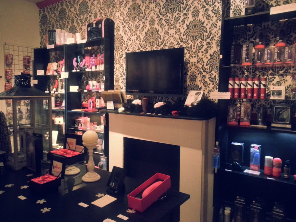Photo of Secret Pleasures Boutique - Washington, DC, United States. Discreet and Comfortable Shopping Environment