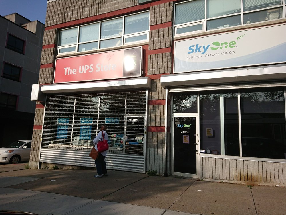 The UPS Store: 138-44 Queens Blvd, Briarwood, NY