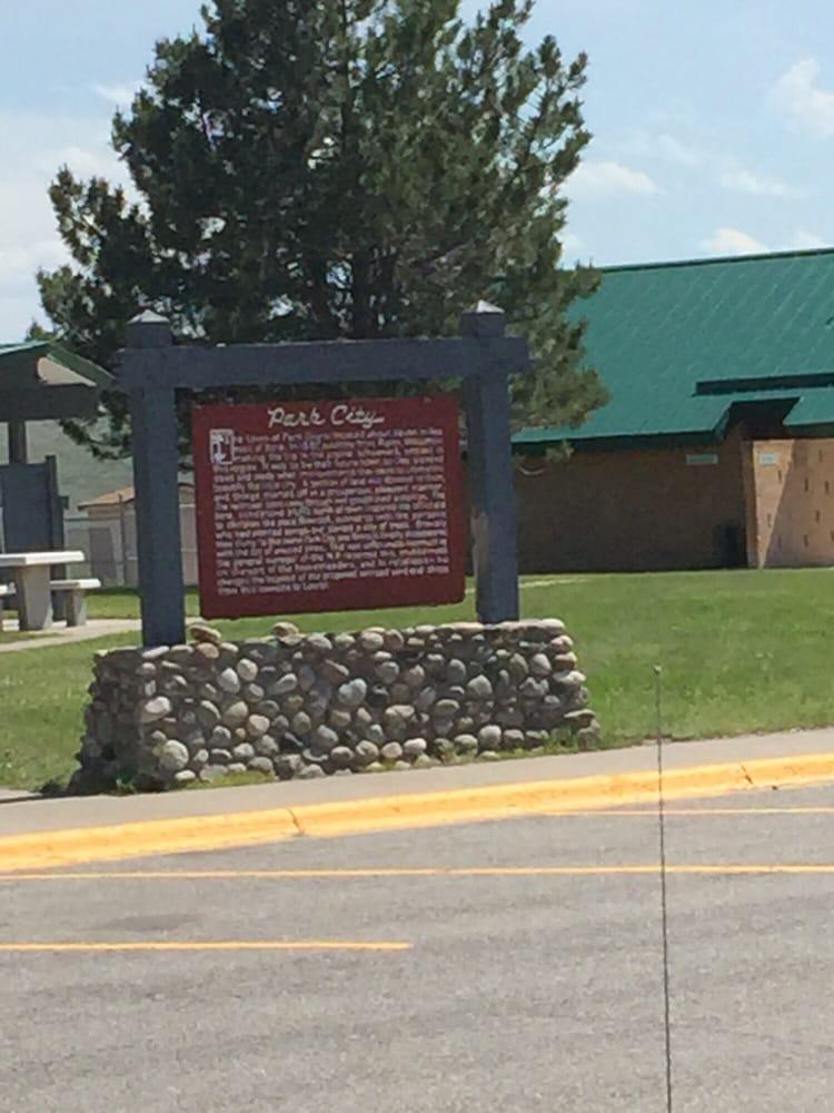 Park City Rest Area: Interstate 90, Park City, MT