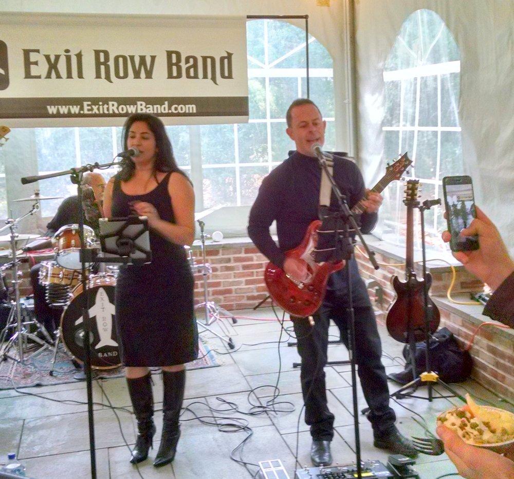 Exit Row Band: Watchung, NJ