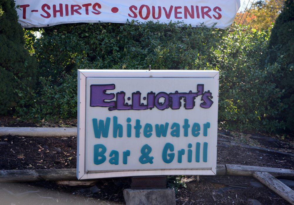 Elliott's Whitewater Bar & Grill: US Rt 19, Fayetteville, WV