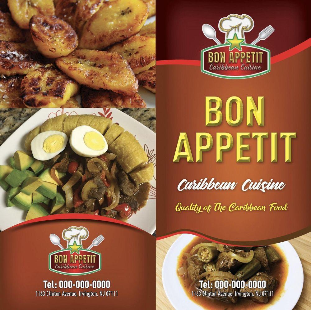 Bon Appetit Caribean Restaurant Caribbean 1163 Clinton