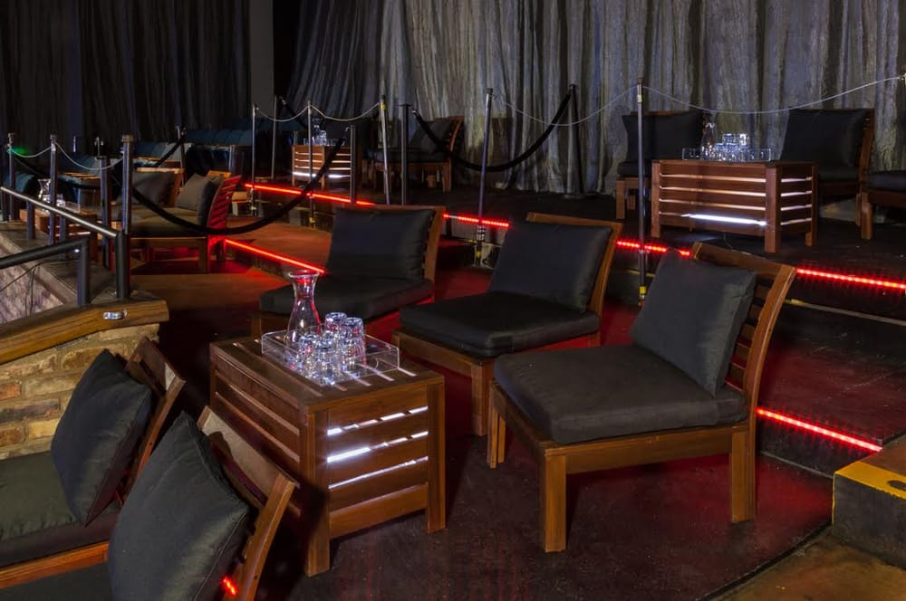 Photo of The Canopy Club - Urbana IL United States. VIP Section at & VIP Section at The Canopy Club - Yelp