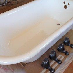 Photo Of A Star Bath And Kitchen   San Antonio, TX, United States. Claw  Foot Bathtub