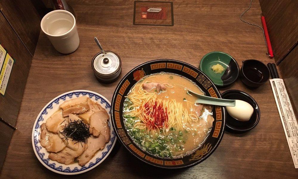 Ichiran Shibuya Spainzaka