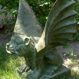 Photo Of Unique Lawn Garden Statues   East Pennant, NS, Canada. 21 High