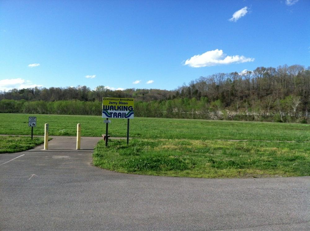Centerville River Park: Jerry Dixon Walking Trl, Centerville, TN