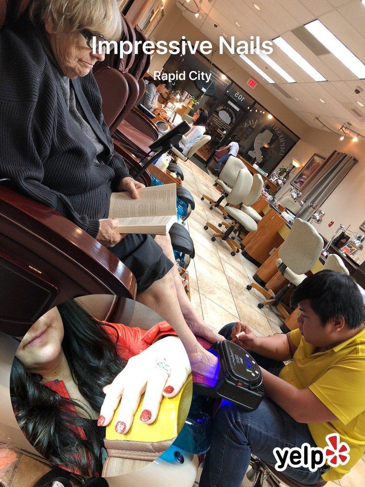 Impressive Nails: 1301 W Omaha St, Rapid City, SD