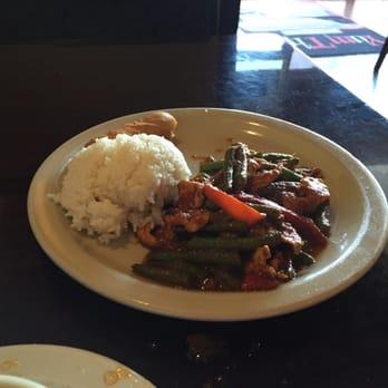 Yum Thai Restaurant Menu San Antonio Tx