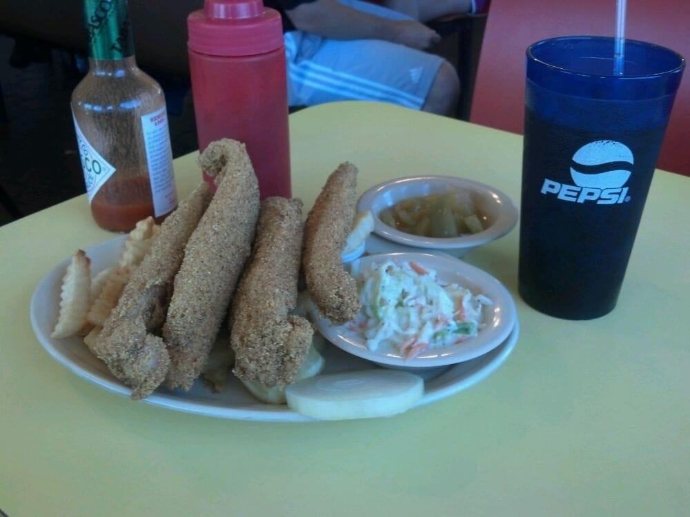 Jack's Fine Food: 1203 N Louise St, Atlanta, TX