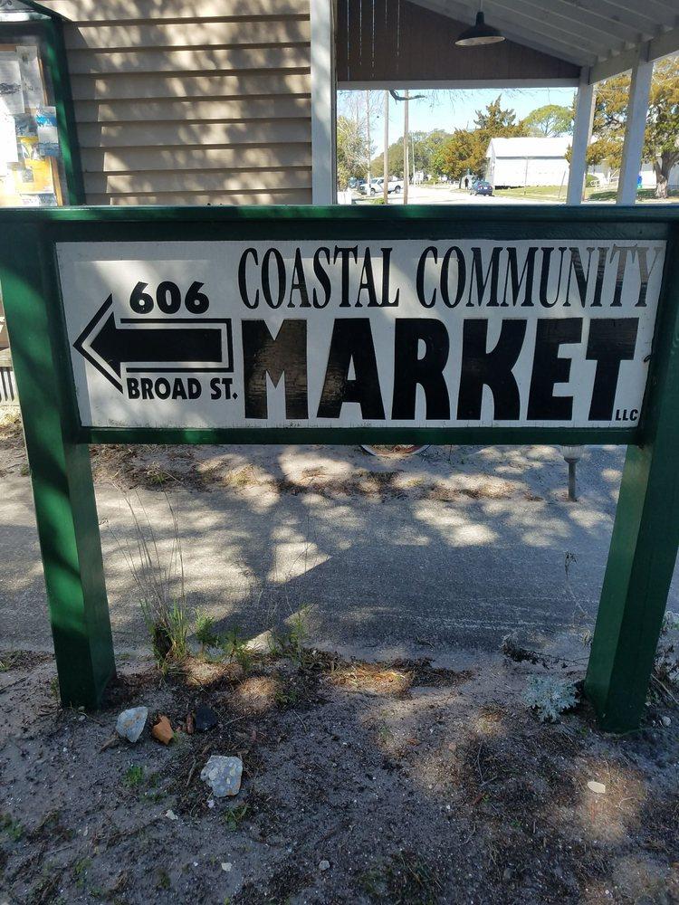 Coastal Community Market: 606 Broad St, Beaufort, NC