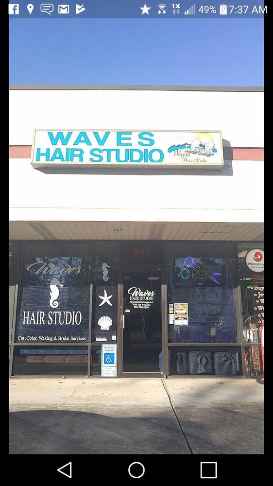 Waves Hair Studio: 533 S Washington Hwy, Ashland, VA