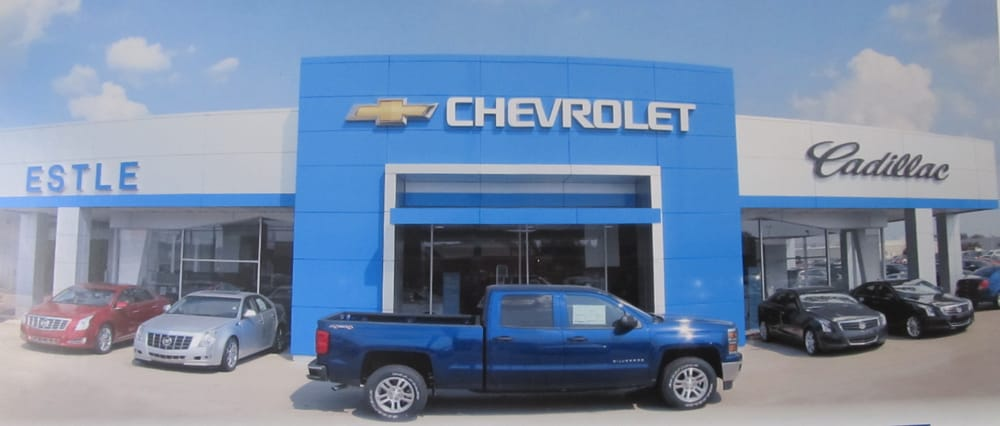estle chevrolet cadillac car dealers 1515 n clinton street. Cars Review. Best American Auto & Cars Review