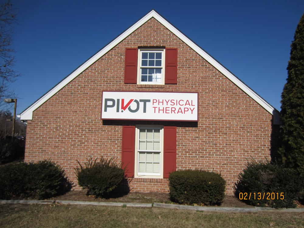 Pivot Physical Therapy: 401 Marvel Ct, Easton, MD