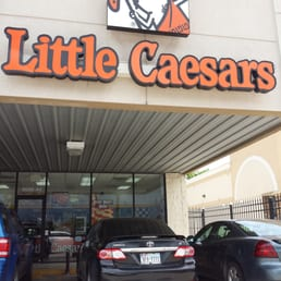 Little Caesars pizza has been proudly serving delicious products for more than 50 years. We only use the finest ingredients. Our dough is made fresh each day & our cheese is freshly shredded – never frozen. Our world famous pizza sauce contains a secret blend of spices that our customers ticketfinder.gary: Restaurants, Pizza.