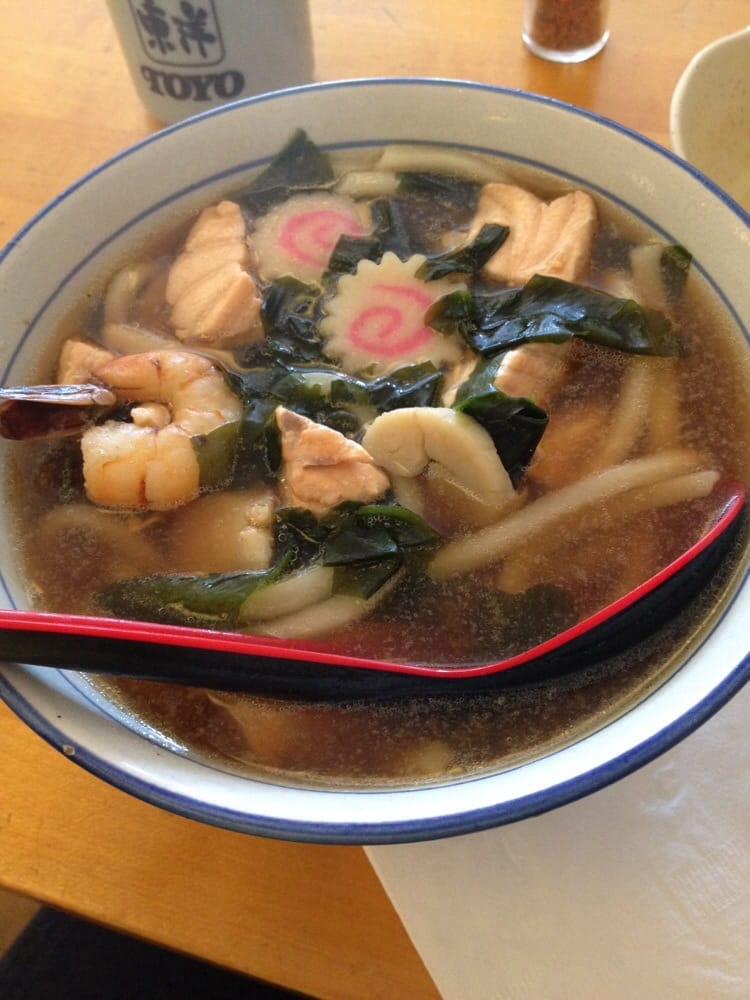 Japanese Restaurant At Rose And Shattuck St Berkeley Ca