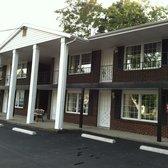 Photo of Coachman Motor Lodge - Elmira, NY, United States. Motel building