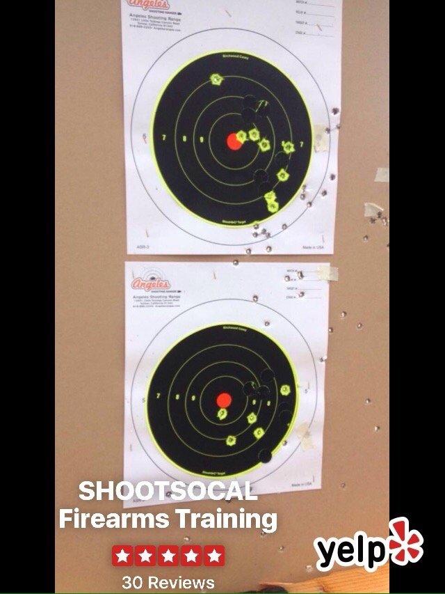 Shootsocal firearms training 50 photos 39 reviews for 12651 little tujunga canyon lake view terrace ca 91342