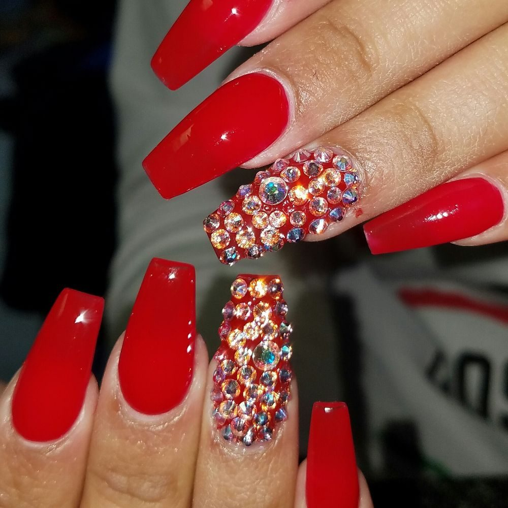 Eren's Nails And Spa: 1800 NW 86th St, Clive, IA