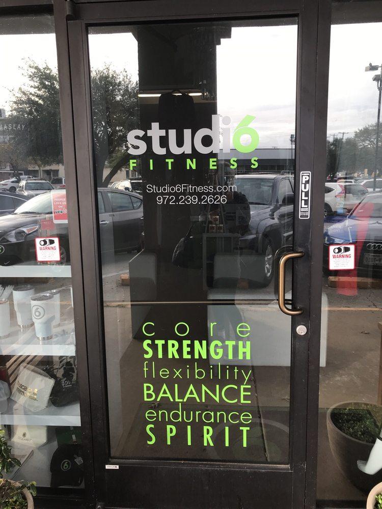 Studio 6 Fitness: 11909 Preston Rd, Dallas, TX