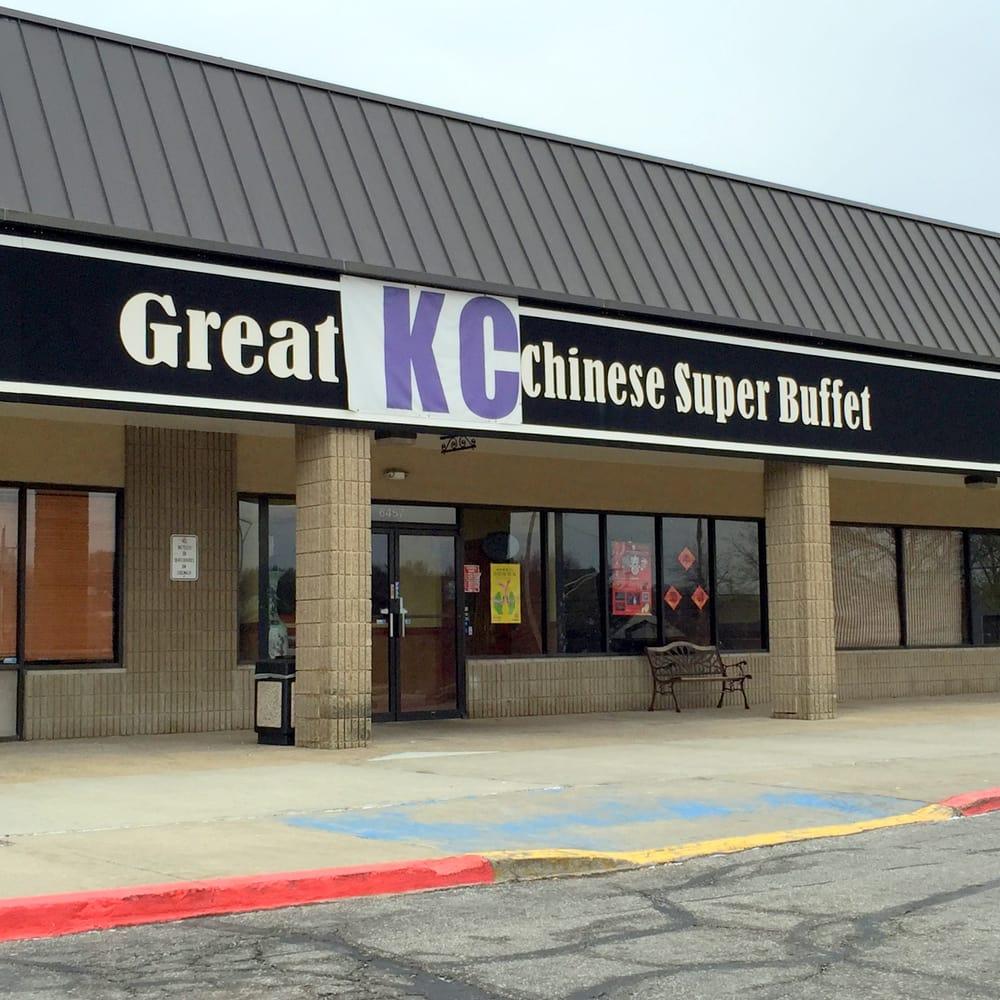 Great Wall Super Buffet: 6457 Quivira Rd, Shawnee, KS