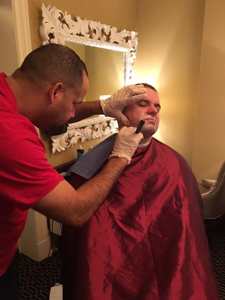 Master Clips Barber Shop: 1146 StGeorges Ave, Avenel, NJ