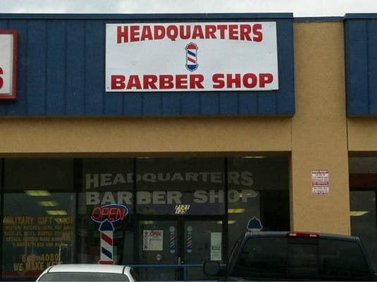 Barber Shop Hours : Headquarters Barber Shop - Barbers - 7121 W US Hwy 90, San Antonio, TX ...